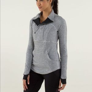 Lululemon Base Runner 1/2 ZIP Pullover NWOT